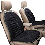 Best Auto Seat Cushions - UHeng 2 PCS Car Seat Protector Cushion Cover Review