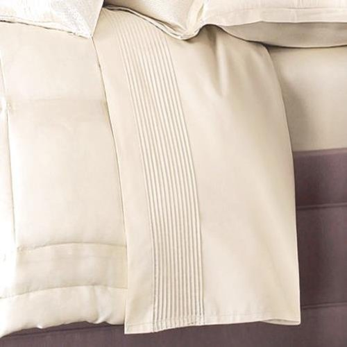 Donna Karan Modern Classics Tailored Pleat Flat Sheet