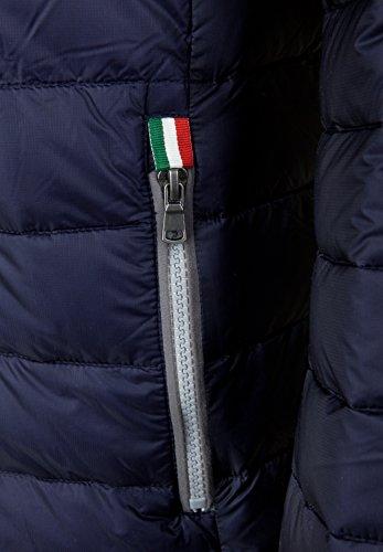 Lunghe Dolomite Maniche Giacca Blu Uomo Notte fq76RwEqS