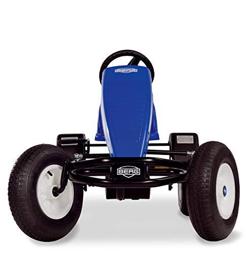 Berg Kart de Pedales eléctrico Extra Sport Blue E-BF: Amazon.es: Juguetes y juegos