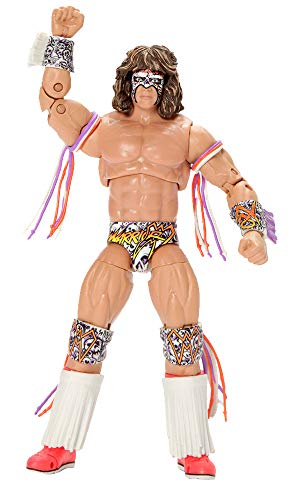 WWE Ultimate Edition: Ultimate Warrior Action -