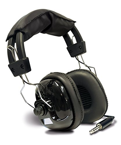 Detector Head - Bounty Hunter HEAD-PL Metal Detector Headphones