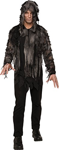 Zombie Costumes For Couples (Rubie's Costume Co. Men's Ghoul Costume, As Shown, Standard)