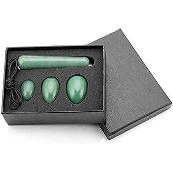 Amazon Com Crystaltears 3pcs Yoni Eggs Green Aventurine