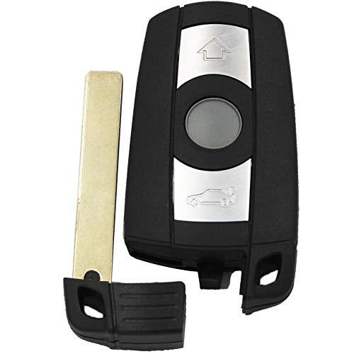 3 Pulsanti per Telecomando BMW 868 MHz X6 3 5 Chip ID7944 FidgetGear Elettronica CAS3