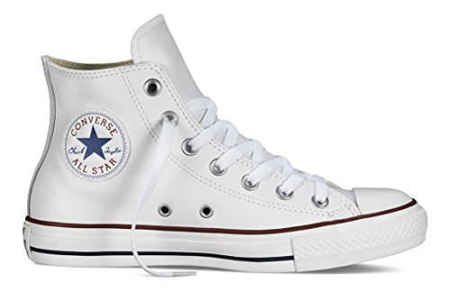 Converse All Star Hi Leather, Scarpe da Fitness Unisex