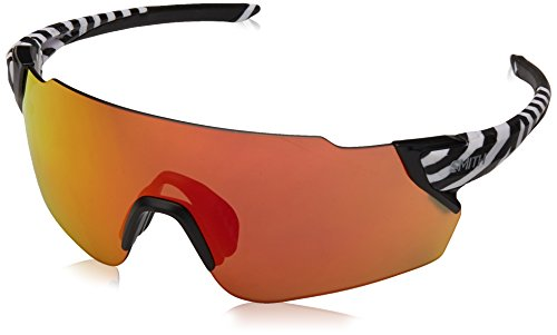 Lunettes SMITH OPTICS ATTACK MAX Noir/Blanc Chromapop 2018
