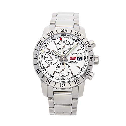 Chopard Mille Miglia Mechanical (Automatic) White Dial Mens Watch 158992-3002 (Certified Pre-Owned)