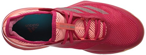 Women's adidas Ubersonic Vapour W Coral Tennis Performance Energy Shoes Adizero Easy Pink Grey 3 rq6FxnW5qt