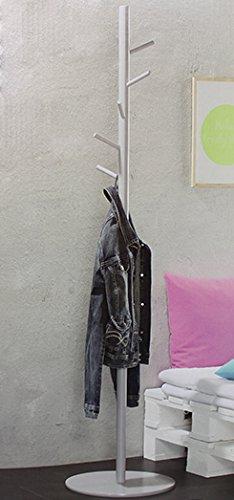 Perchero de pie, color gris: Amazon.es: Bricolaje y herramientas