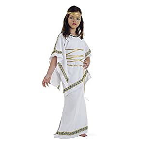 Limit Sport - Disfraz de griega para niña (MI366): Amazon.es: Juguetes y juegos