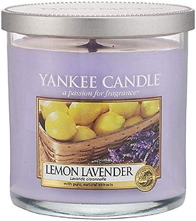 Yankee Candle Candela Piccolo Vaso Lemon Lavender