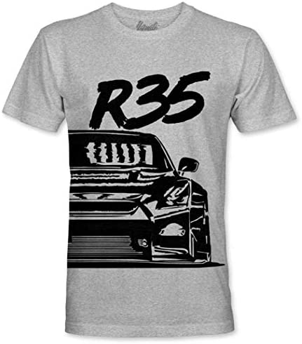 Herren Nissan GT R R35 Skyline GTR T Shirt