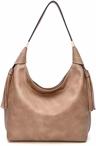 MKF Collection by Mia K Farrow Alya Vegan Leather Fashion Hobo Bag 6c93927c691f5