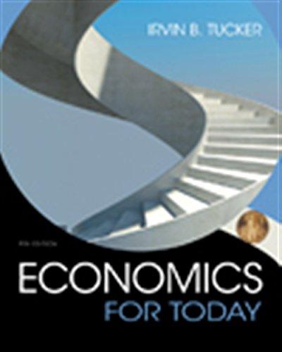 Economics For Today (MindTap Course List)