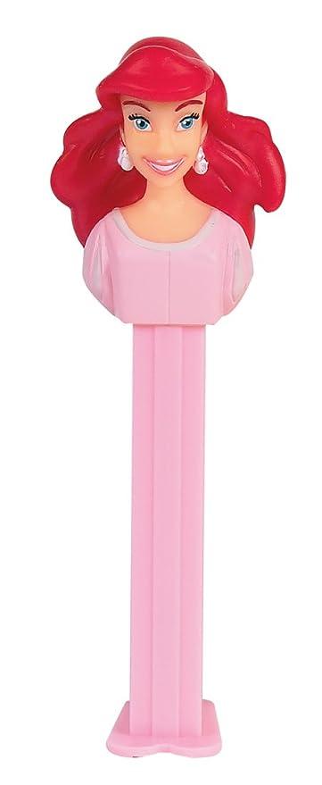 De las princesas Disney Ariel dispensador de caramelos Pez con recambio de Candy