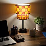 Harry Potter Quidditch Table Lamp Collectible Fun (GRYFFINDOR)
