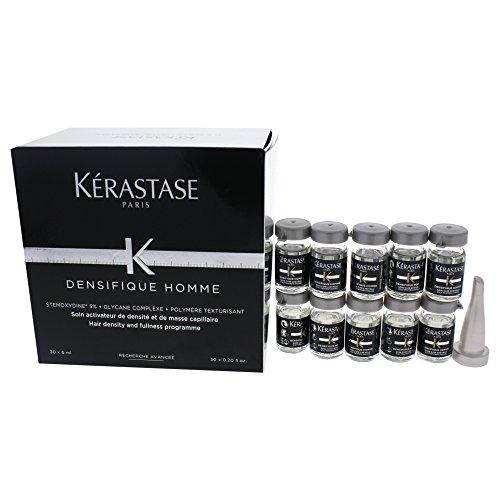 Kerastase Densifique Homme Hair Density and Fullness Programme, 0.2 Ounce by Kerastase