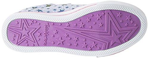 blue Negro Niñas Glitz Skechers starry multicolour Sparkle Para Zapatillas Party 0UB8q