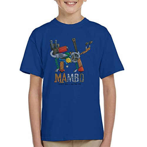Official Mambo Mambo Junk Yard Dog Kid's T-Shirt -