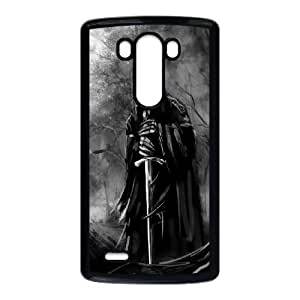 The Lord of the Rings Dark Evil Sword LG G3 Cell Phone Case Black Special Tribute p6xr_3443383