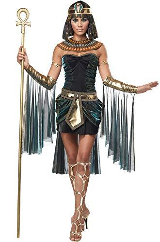 Egyptian Nile Goddess Cleopatra Adult Costume