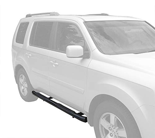 honda pilot running boards 2013 - 6