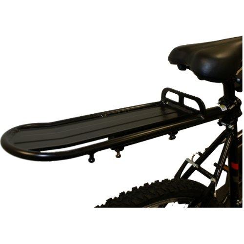 2 opinioni per PedalPro- Portapacchi regolabile per bicicletta- alluminio