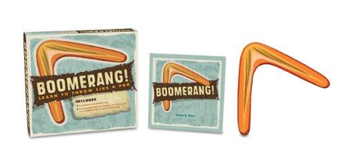 Boomerang!: Learn to Throw Like a Pro PDF