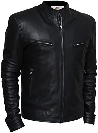 Faam Collection Special Vin Diesel Furious 7 Lambskin Leather Jacket for Men