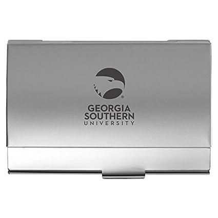 Georgia Southern University Pocket Business Card Holder