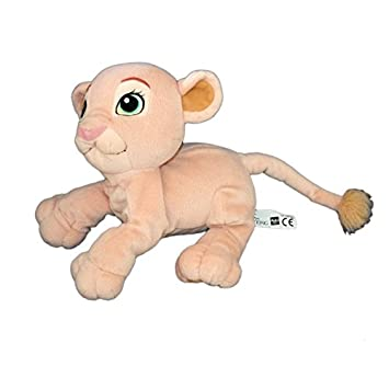 Doudou peluche el rey León Nala – 24 cm Disney Hasbro 2002
