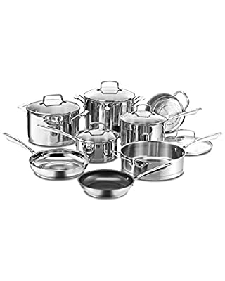 Cuisinart Professional Series 13Pc Cookware Set