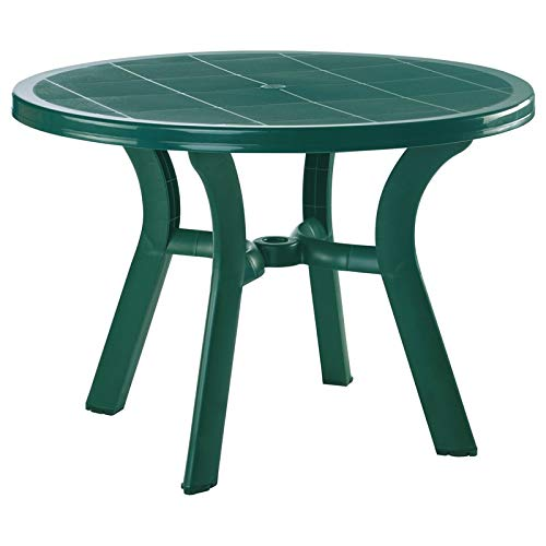 - Compamia Truva Resin Round Dining Table 42 Inch (29