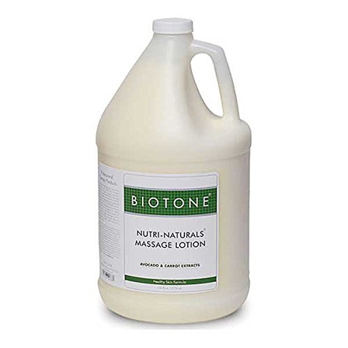 Biotone Nutri-Naturals Creme and Lotion - 1 gal Lotion by Rolyn Prest Biotone Nutri Naturals Creme