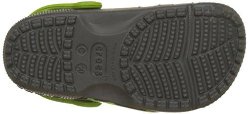 Grey slate Bambini Crocs Funlabclogk Grigio – Unisex Zoccoli YxAw10