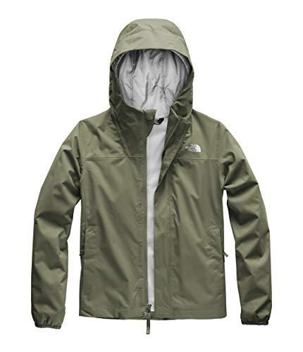 The North Face Kids Girl's Resolve Reflective Jacket (Little Kids/Big Kids) Four Leaf Clover Medium