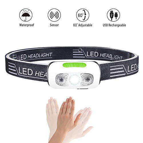 Rechargeable Running Headlamp