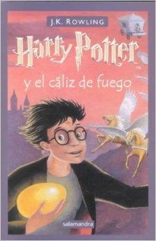 HARRY POTTER IV Y EL CALIZ DE FUEGO T.D