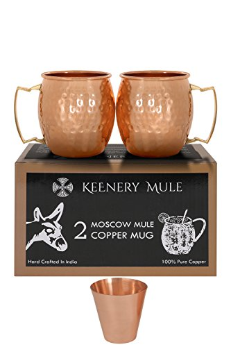 Keenery Moscow Mule Copper Glass product image