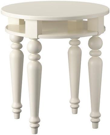 IKEA ISALA - Mesa auxiliar, blanco - 60 cm: Amazon.es: Hogar