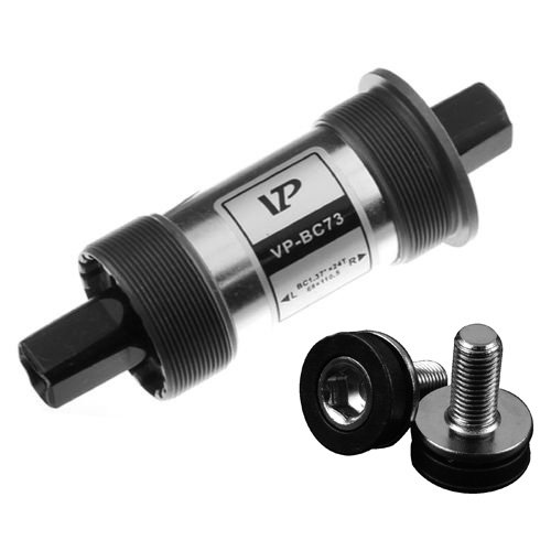 - Fuerdi VP-BC73 English Square BB Bike Bottom Bracket Set - 68 x 118mm