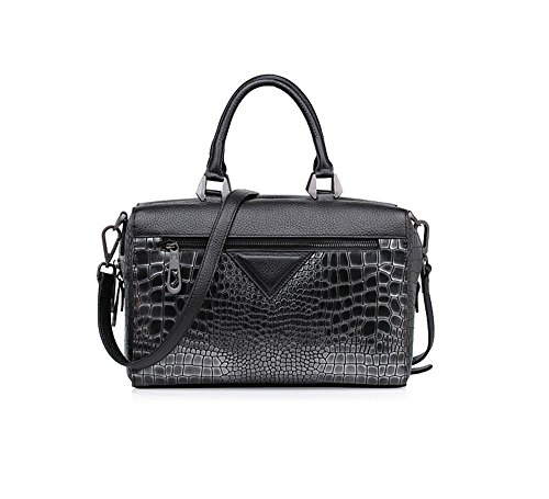 YANX Madam Fashion Crocodile sac à main Sac à bandoulière Sac à main (31 * 20 * 16cm)