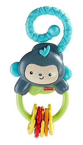 Fisher-Price Monkey & Bananas Rattle (Monkey Bananas)