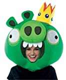 Paper Magic Group Angry Birds King Pig Green Mask