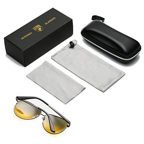 Occhiali polarizzanti Occhiali da guida notturni Occhiali da sole anti-riflesso HD per uomini e donne di moda