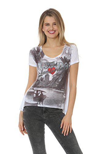 Sweet Gisele Fort Lauderdale Love Womens graphic Printed T shirt - Fort Lauderdale Airport