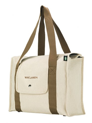 Maclaren ATR45012 - Wickeltasche - Beach Bag Natural Canvas