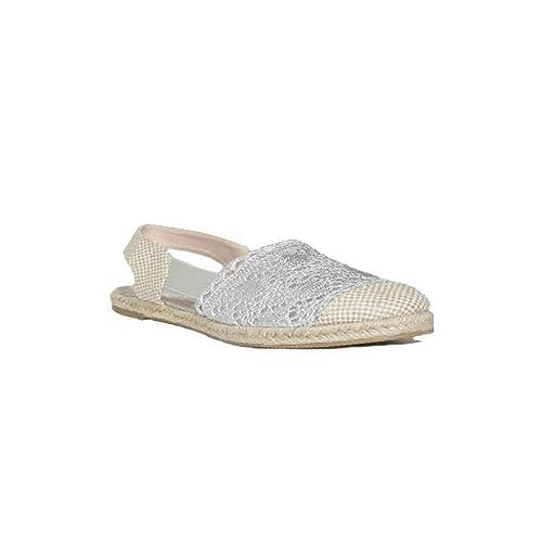 VATINERIS - Espardeña Mujer 6532-3 Alpargatas de Mujer de Moda 2018 Cómodas Casual: Amazon.es: Zapatos y complementos