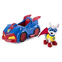 Paw Patrol Apollo the Super Pup Action Vehicle And Figure
